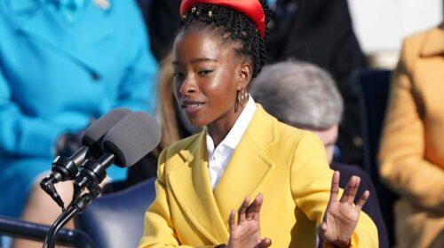 Amanda Gorman The 22 Year Old Poet At Bidens Inauguration 500x280
