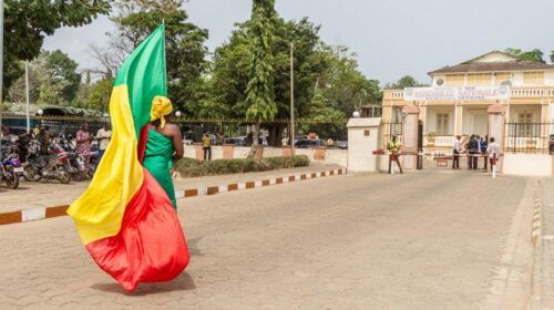 Benin President Talon Announces His Candidacy For Second Term 1 500x280