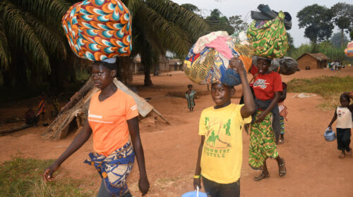 Central African Republic Displacement Reaches 120000 Amid Worsening Election Violence 500x280