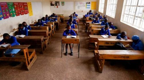 Covid 19 Kenya Schools Reopen After Months Of Closure 500x280