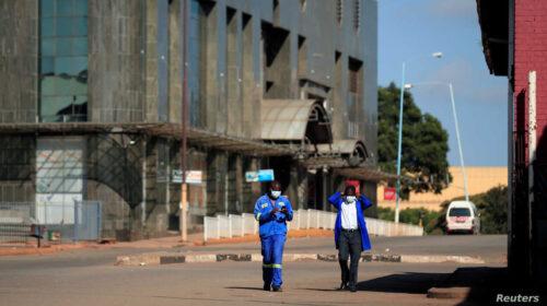 Covid 19 Zimbabwe Reimposes Nationwide Lockdown 500x280