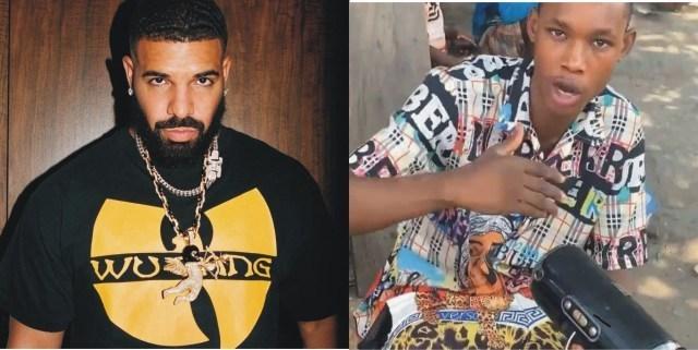Drake Follows Dms Nigerian Artiste After Watching His Viral Video