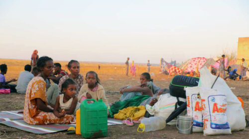 Ethiopia Safe Access And Swift Action Needed For Refugees In Tigray 500x280