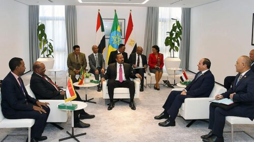 Ethiopian Official Claims Egypt Behind Destabilisation Campaign 1 500x280