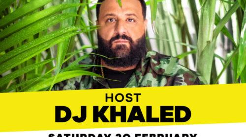 Grammyefb88f Award Winning Sensation Dj Khaled Is International Host For Mtv Africa Music Awards Mama Kampala 2021 500x280