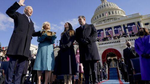 Joe Biden Takes The Helm As 46th Us President 500x280