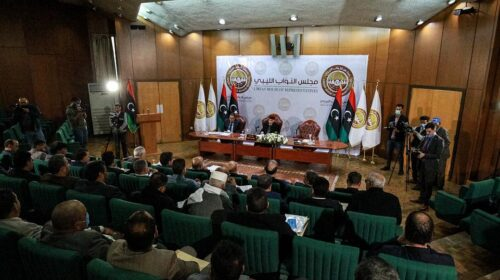 Libyan Rivals Agree To Appoint Heads Of Key Government Agencies 1 500x280