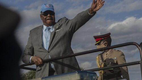 Malawi Ex President Mutharika Loses Bid To Unfreeze His Accounts 1 500x280