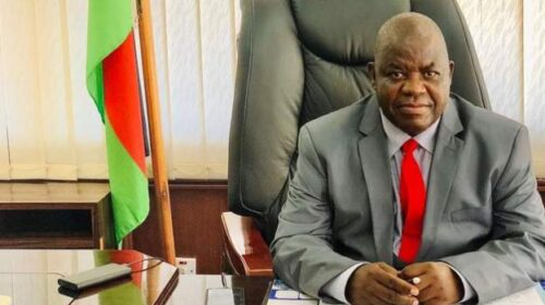 Malawis Local Government Minister Dies After Covid 19 Infection 500x280