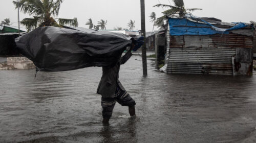 Mozambique Un Responds As Thousands Are Caught In The Wake Of Devastating Cyclone Eloise 1 500x280