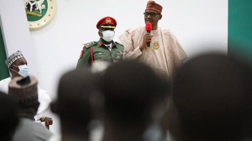 Nigerias Buhari Replaces Army Chiefs As Security Situation Worsens 1 500x280