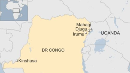 Over 20 People Feared Dead After A Barge Sank On Congo River 500x280