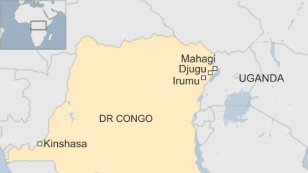 Over 20 People Feared Dead After A Barge Sank On Congo River