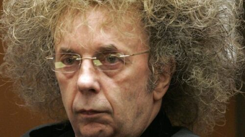 Phil Spector Pop Music Producer Jailed For Murder Dies At 81 500x280