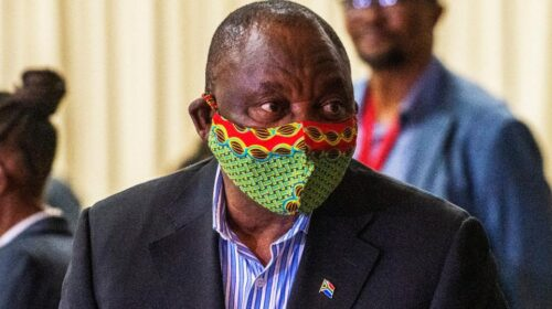 South Africas Ramaphosa Blasts Rich Countries For Vaccine Hoarding 1 500x280