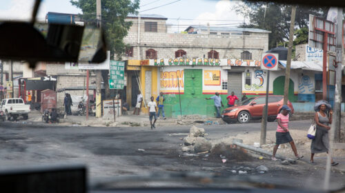 Spectre Of Unrest Violent Repression Looming Over Haiti Warns Un Rights Office 500x280