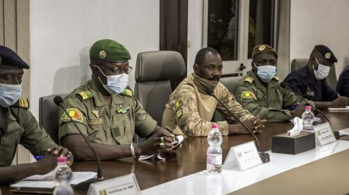 The Junta That Ousted Ibk From Power In Mali Has Been Dissolved 1 500x280