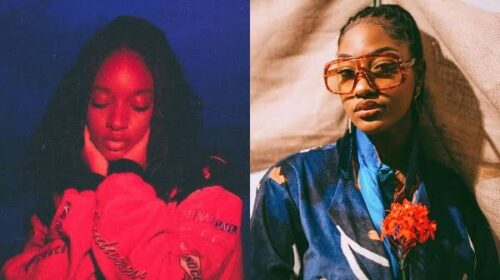 This Is The Junior Tems Nigerians React To Mavin Records New Signee Ayra Starr 500x280