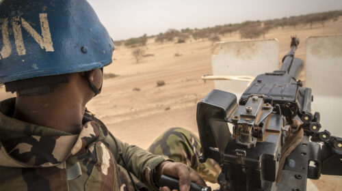 Three Un Peacekeepers Killed Six Wounded In Attack In Mali 500x280