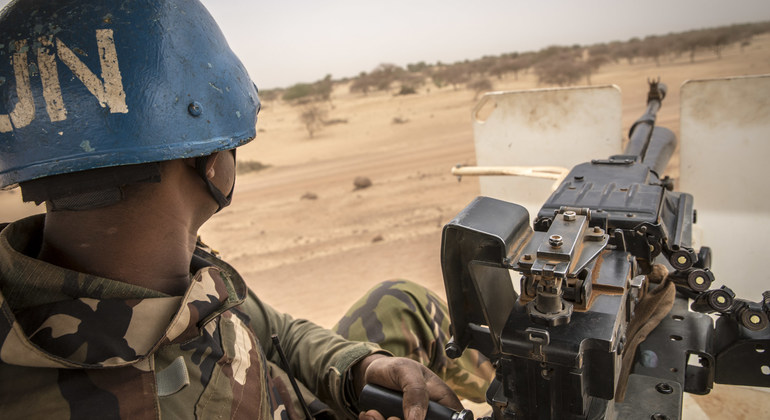 Three Un Peacekeepers Killed Six Wounded In Attack In Mali