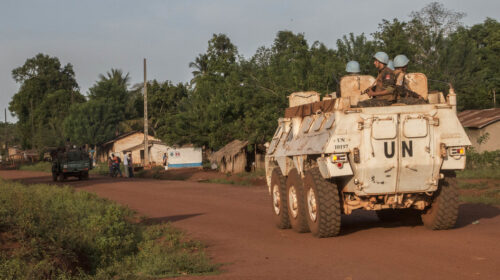Two Un Peacekeepers Killed In An Ambush In Central African Republic 1 500x280
