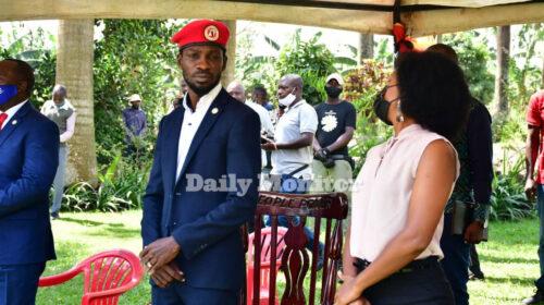 Uganda Soldiers Finally Leave Bobi Wines Home 500x280