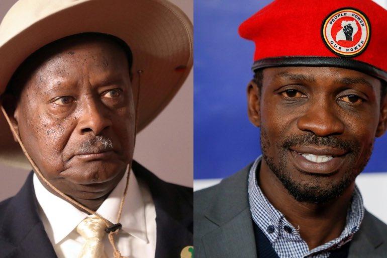 Ugandans Vote In Crucial Election Amid Internet Shutdown