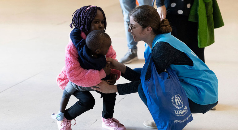 Un Refugee Agency Calls For New Chapter For Refugee Protection Across Europe