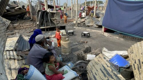 Un Steps Up Support For Thousands Left Homeless After Fire At Rohingya Refugee Camp 3 500x280